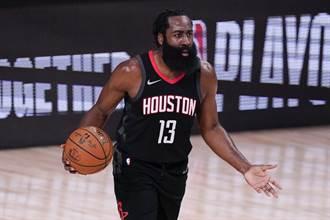 NBA》哈登最快15日歸隊 火箭不肯放他走
