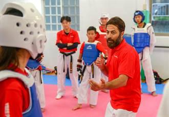 伊朗跆拳道國手的第二個家鄉