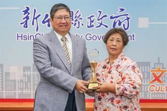 竹縣獲金安獎5項肯定 70歲阿嬤招獲選績優交通導護志工