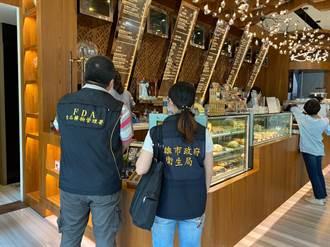 高市稽查21家早餐店 1業者食材過期1年半挨罰6萬
