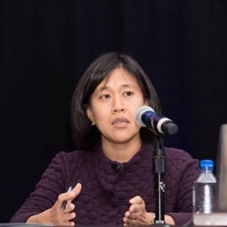 父母來自台灣 戴琦有望任拜登政府貿易代表