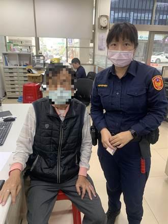 台南市男子遭騙涉刑案 求助女警成功阻詐
