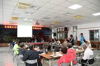 經8次協調會 花蓮吉安鄉多處農地將進行農地重劃工程