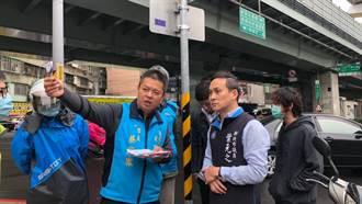 道路完工1年4個月不開放惹民怨 議員會勘後允10天內通車