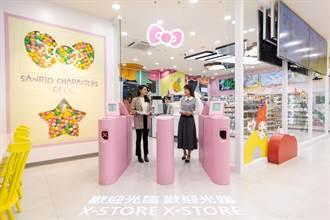 7-ELEVEN未來商店X-STORE4席捲台中