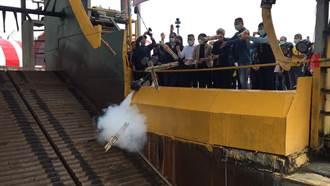 空氣中洋溢甜蜜  虎尾糖廠五分車啟動展開第113年製糖