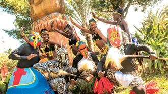 天冷就到南方國家感受溫暖 非洲表演面具節帶給你滿滿火熱