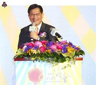 林佳龍盼勞動部基金支持觀光業  但至今未提案