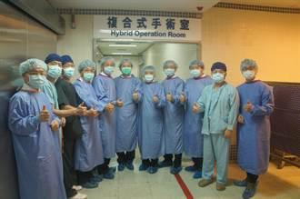 中榮複合式手術室與心臟血管中心揭牌