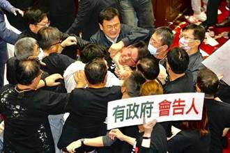 林為洲回顧一年立院大事記 KO陳柏惟排第2 第1名是這事