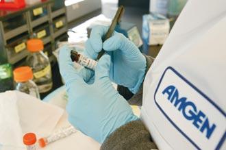 安進、生技中心 啟動次世代抗體研製