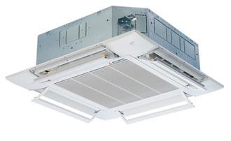 三菱重工空調 產品陣容齊備
