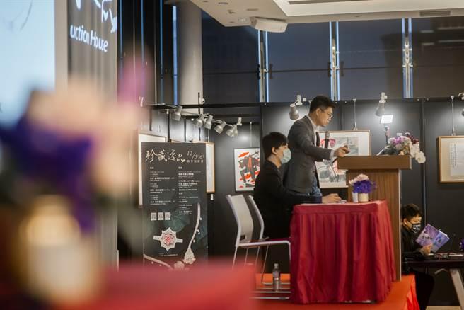 台灣拍賣黃金週末 2天拍出1.7億台幣 (侏羅紀寶石提供)