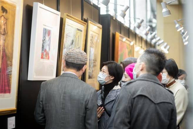 台灣拍賣黃金週末 2天拍出1.7億台幣