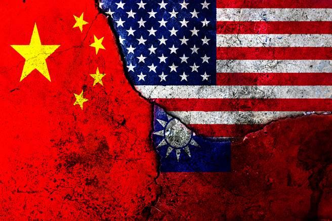 在各國對川普「最後瘋狂」想像當中,台灣問題幾乎是各國分析家都會提到的焦點,其中被認為最瘋狂的是川普本人或其代理人訪台。(圖/Shutterstock)