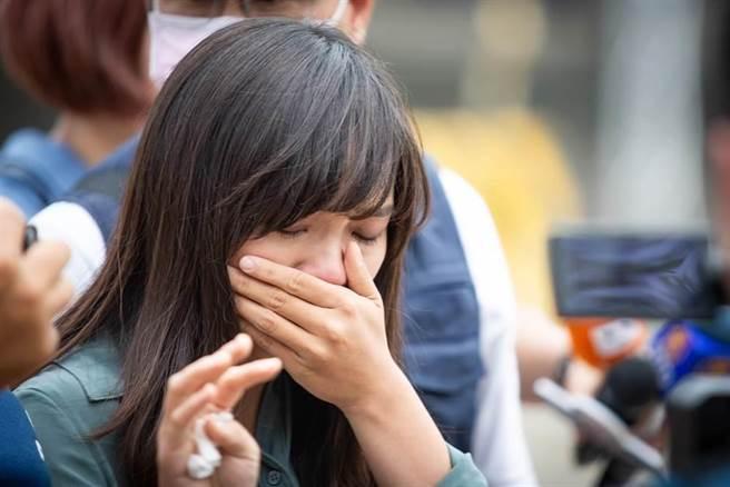 黃捷慘遭打臉,稱母親遭大陸網軍假消息攻擊 網挖出初始爆料文章,狂轟到底誰說謊?(中時資料照)