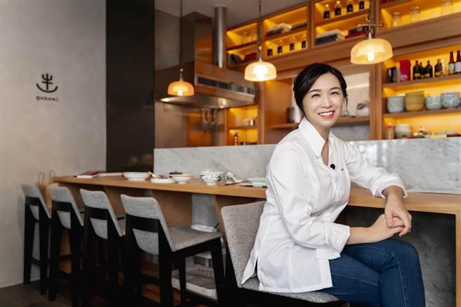 才忙完「小樂沐」開幕,「亞洲最佳女廚」陳嵐舒又要帶著「GUBAMI」團隊自12月17日起快閃台北晶華酒店。(圖/GUBAMI)