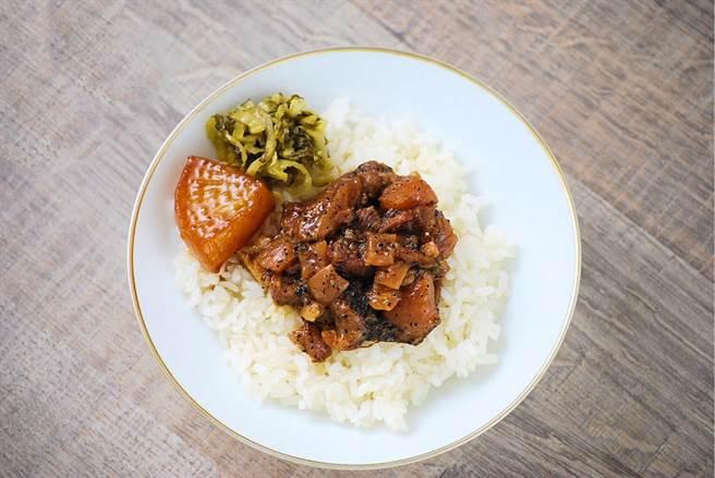 台北晶華推出米其林必比登套餐,匯集GUBAMI餐廳內松露牛拿飯等多款消費者喜愛的品項(圖/GUBAMI)