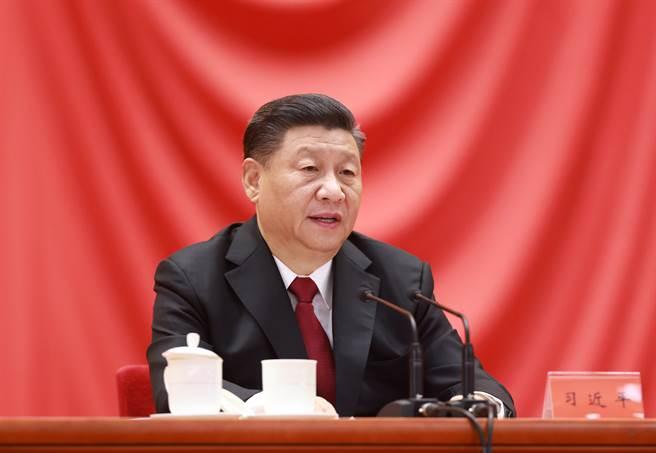 中法元首通話 北京承諾多買法國紅酒(圖/新華社)