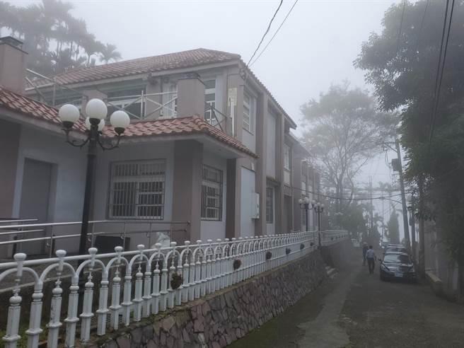 華山教育農園是1996年12月落成啟用,當時由華山村仕紳劉慶松捐地,縣府出資興建。(周麗蘭攝)