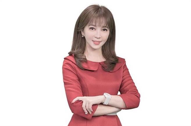 中天主播馬千惠表示在中天八年來,代班過所有政論節目,相當有成就。(中天新聞台提供)