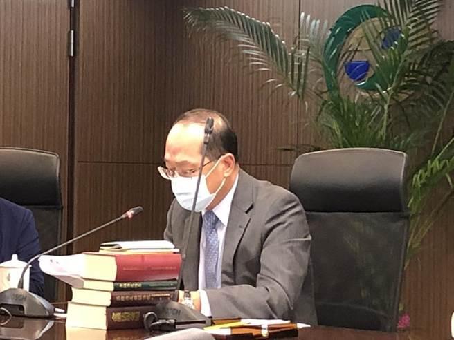 金管会银行局副局长林志吉。图/魏乔怡