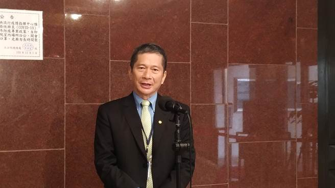 文化部長李永得表示,《文化藝術獎助條例》自91年修法後,此回是近20年間第一次最大幅度修正。(王寶兒攝)