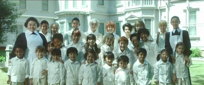 《约定的梦幻岛》首部真人版电影集结北川景子、渡边直美、滨边美波等华丽卡司。(甲上提供)