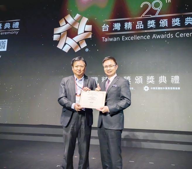 櫻花電梯連續四年榮獲台灣精品獎,實力備受肯定。圖/業者提供