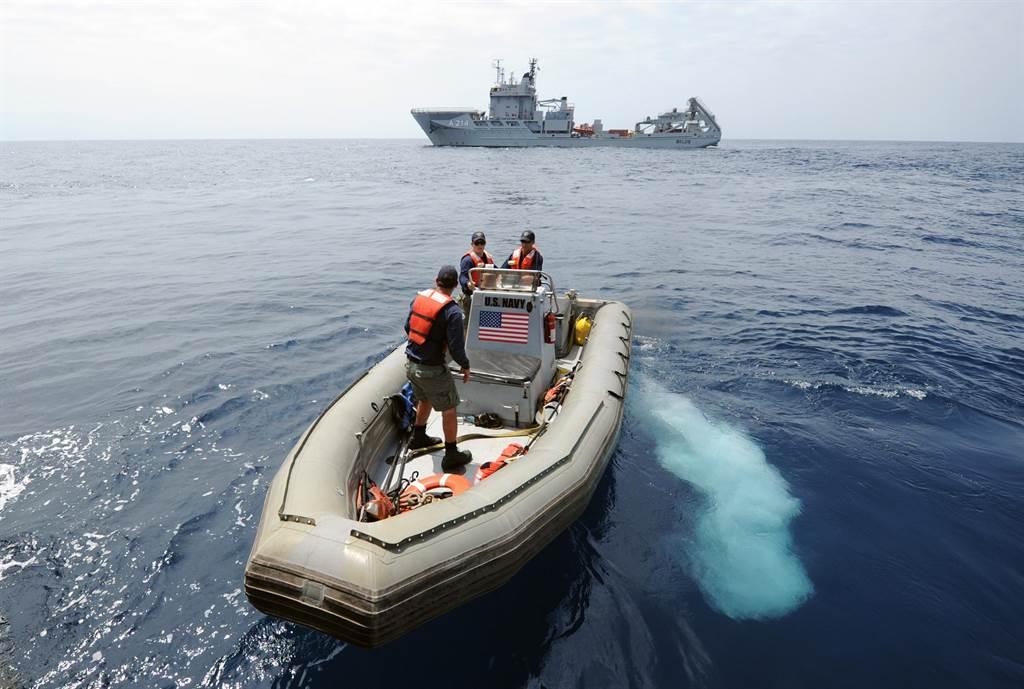 上一次俄國與北約成員一同演習為2011年的英勇君王。該次演習旨在驗證水下救援各單位的相互操作性,圖為參演方的美國驗證潛艦救援。(圖/DVIDS)