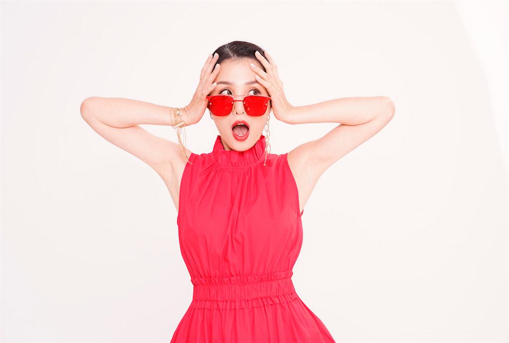 江靜將在「2021超級巨星紅白藝能大賞」開唱。(台視提供)