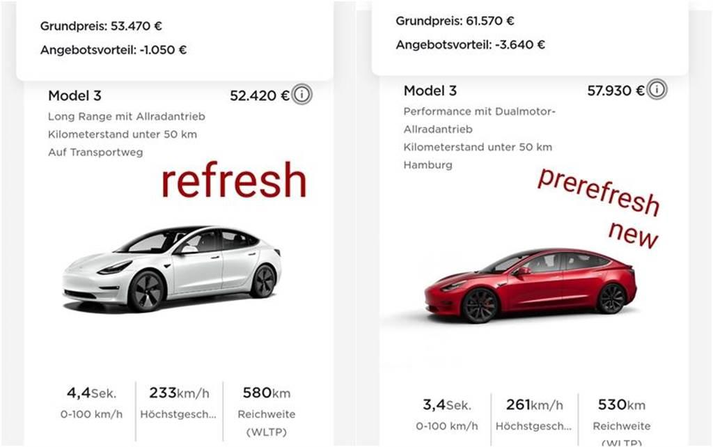 衝交車啦!德國特斯拉降價拚銷量,連 2021 年式新版 Model 3 也不例外