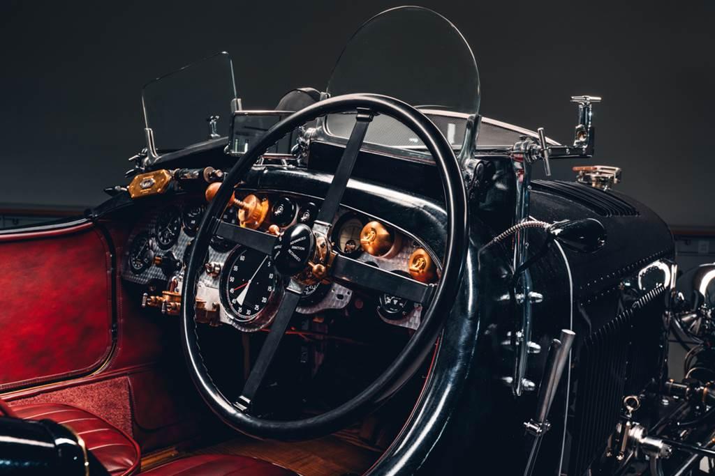 搭上復刻潮流列車 Bentley Mulliner成功打造首部Blower原型車
