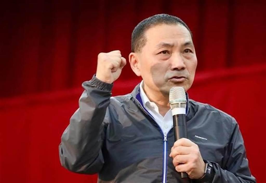 新北市長侯友宜。(圖/本報資料照)