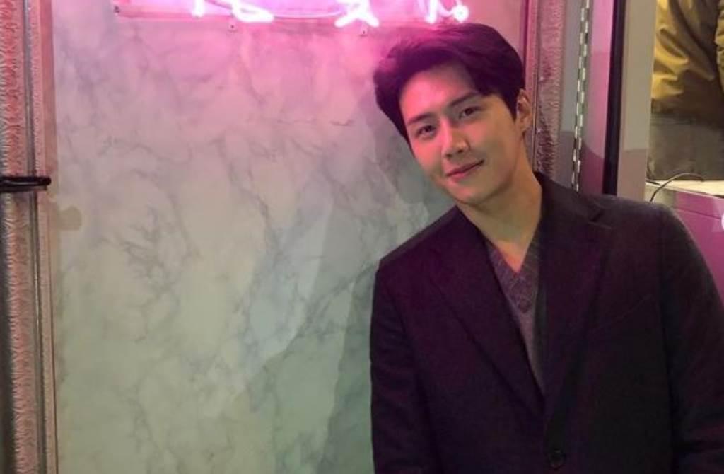 韓國男星金宣虎近日以Netflixt新上檔韓劇《Start-Up》引發關注,外型帥氣的他因演技自然被譽為戲劇界新星。(圖/IG@seonho__kim)