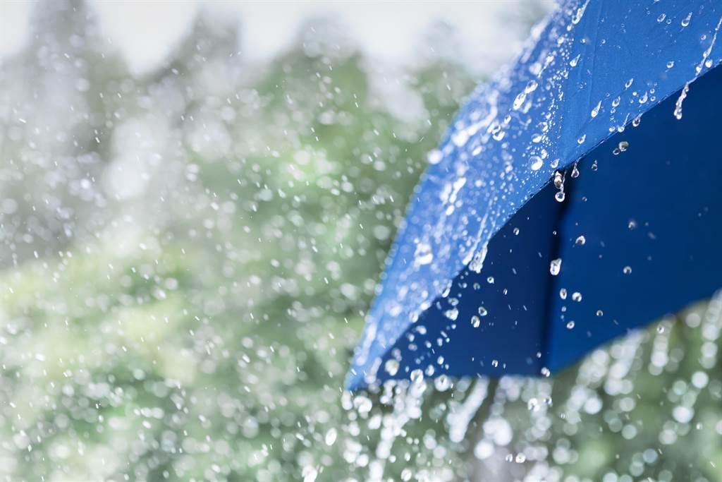 有網友表示,台北市的光復南北路是下雨的分水嶺,許多網友紛紛表示認同。(示意圖/達志影像/Shutterstock提供)