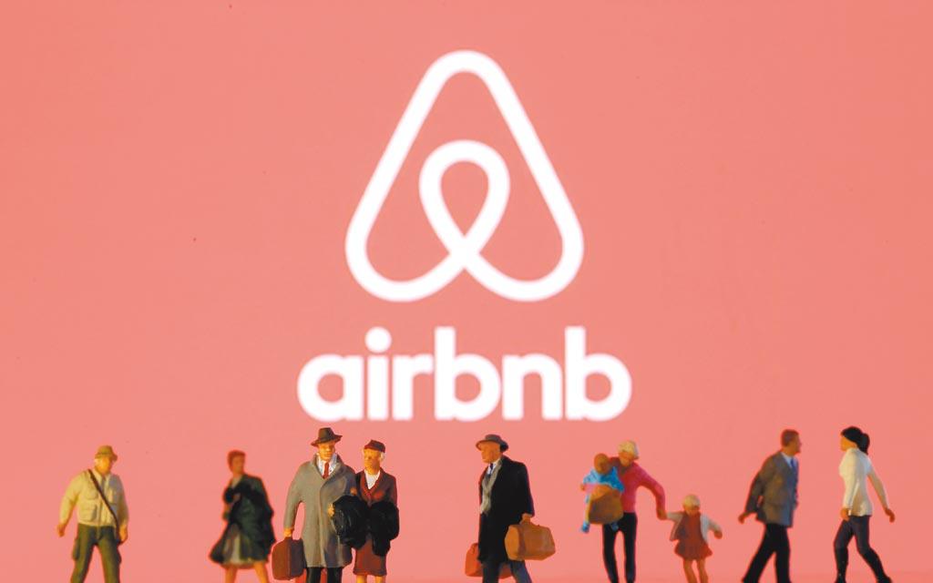度假租屋網站Airbnb預計10日上市,以每股68美元售股,募資35億美元,成為今年全美最大上市案。圖/路透