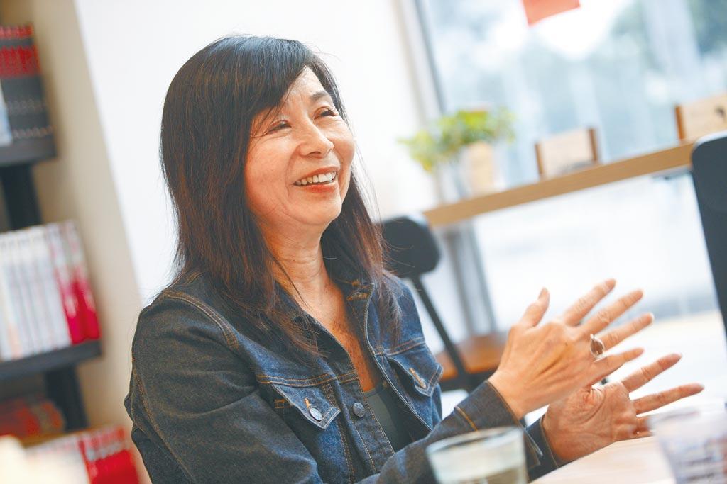 作家平路曾獲第十屆時報文學獎,創作生涯屢屢進行文字的探險。(本報資料照片)