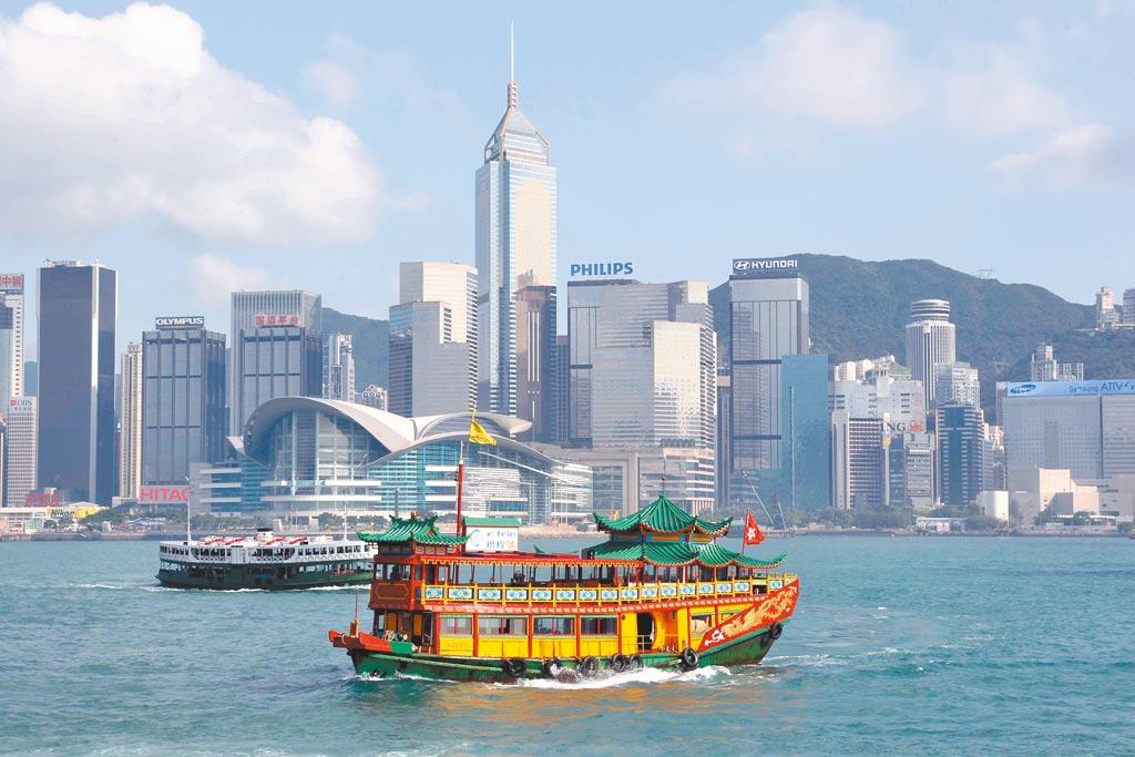 香港全球集資排名第二,料明年集資總額達4000億港元。(中新社資料照片)