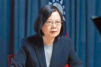 蔡英文:打造百艘海巡艦艇 帶動台灣造船產業升級