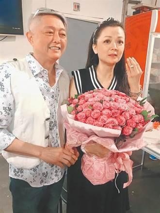 愛情長跑18年 李國超高欣欣明登記結婚