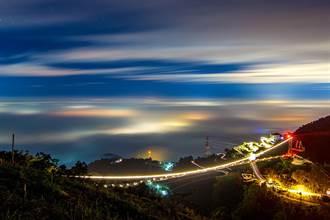 雲瀑、琉璃光+咖啡香 嘉縣力推神級遊程