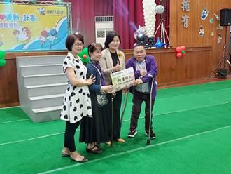雲林「運動i台灣」突破10萬人次 身心障礙者不落人後