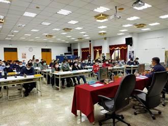 中和警召开校园安全防制会议 强化校园安全