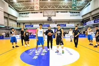 邁向逢甲60共善活動 聯聚建設盃籃球賽開打