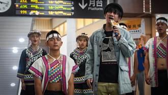 台中市民广场部落美声演唱会  从午到晚「原」气满满