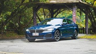 試駕報告-傲世改款 全新BMW 530i Sedan M Sport 首發版