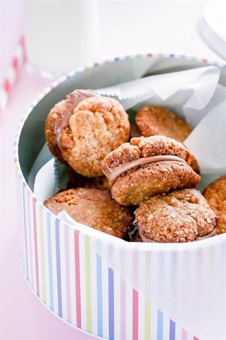 第二名—零食餅乾。(圖片取自網路)