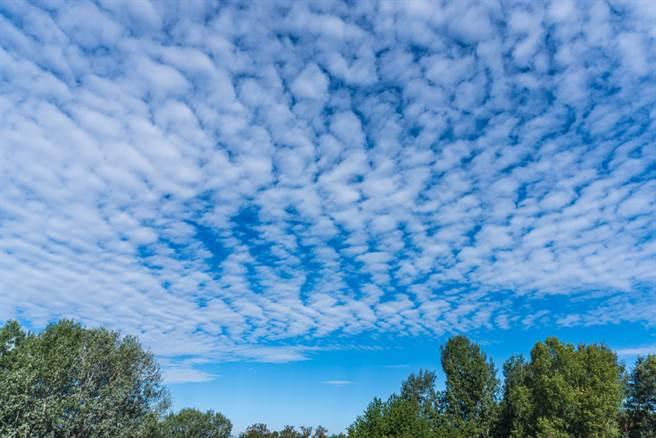 每當這一類型的雲出現,時常伴隨地震巧合,因而有了「地震雲」的稱號。(示意圖/達志影像)