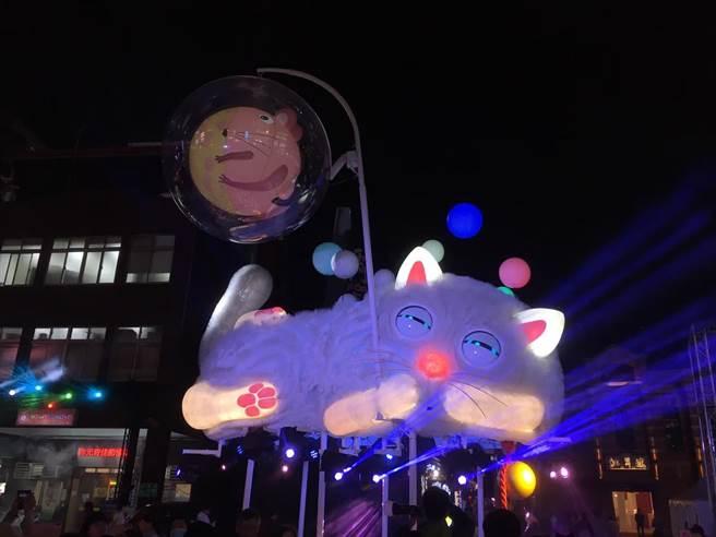 北市争取2023台湾灯会 回到初始地。(吴康玮摄)